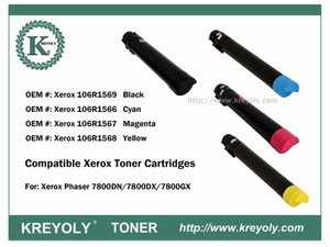 Toner Xerox Phaser 7800DN / 7800DX / 7800GX compatibile